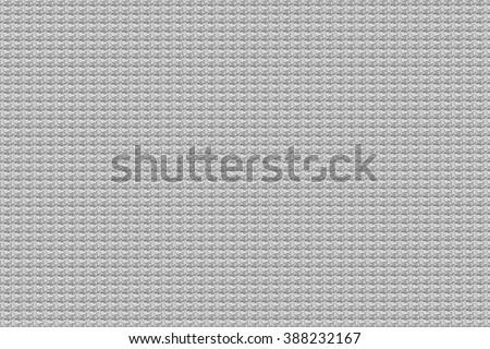 gray plastic bubble wrap texture background - stock photo