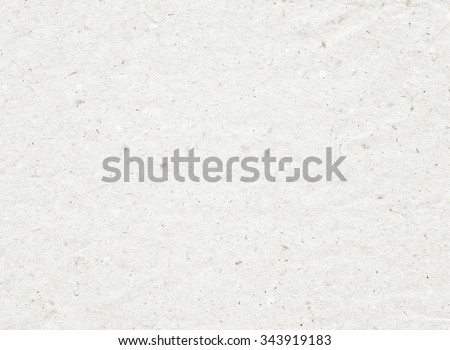 Gray recycled paper texture with copy space - stock photo
