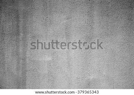 gray rough concrete wall texture structure - stock photo