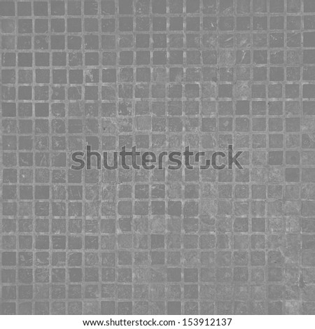 gray squared cement texture - stock photo