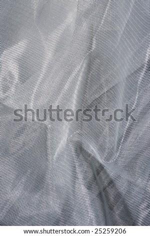 gray textile - stock photo