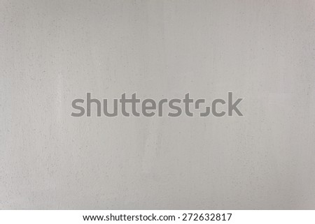 gray wall, a detailed look at the structure of cement plaster, background - stock photo