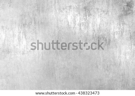 Gray white abstract slate background - soft polished concrete texture - stock photo