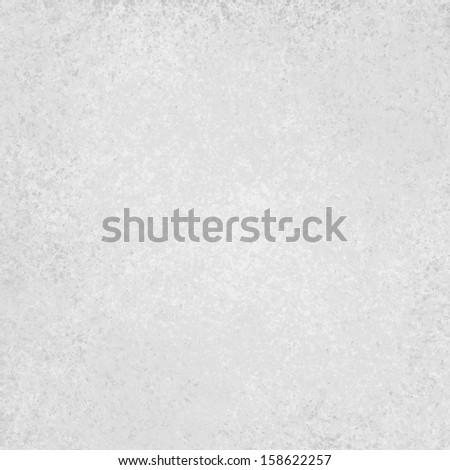 gray white background color off-white pale paper, elegant sophisticated background wallpaper design for web or brochure ads, faint detail texture vintage grunge, soft plain solid white background - stock photo