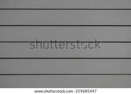 gray wood wall material - stock photo