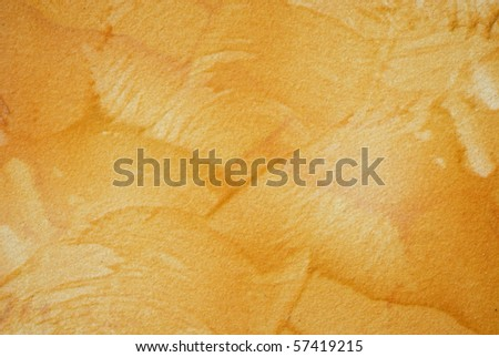 Great background made with a texture of a beige wall - stock photo