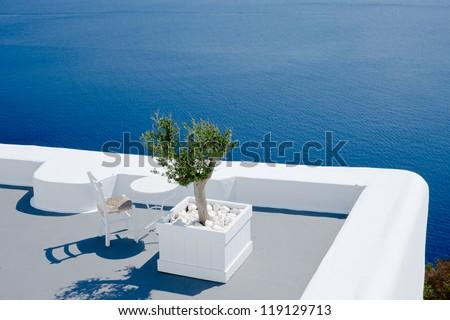 Greece - stock photo