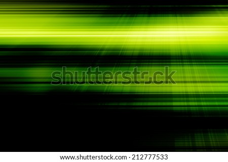Green Abstract Futuristic Background - stock photo
