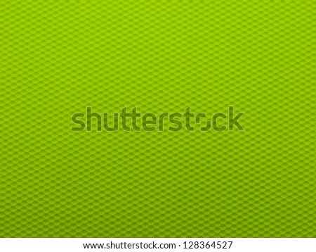 Green abstract geometrical background - stock photo