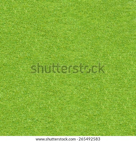 Green Artificial grass texture background - stock photo