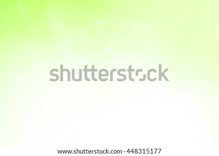 Green background  abstract, light, blur, blurred, bright, vibrant, glowing, day, color, colorful, summer, outdoors, focus, defocused, white, spring, woods, plant, sunlight, horizontal sunny, ray, sun - stock photo