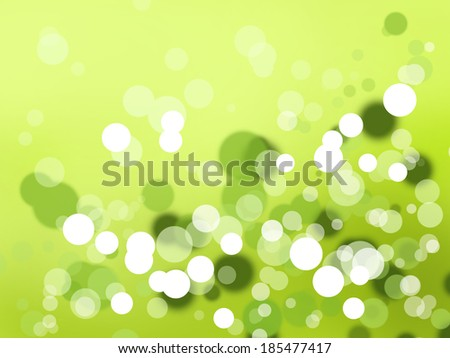 Green background for graphic designs - stock photo