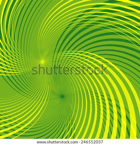 Green Backgrounds  - stock photo