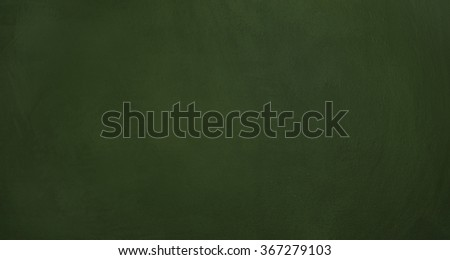Green blank chalkboard wall background photo high resolution - stock photo