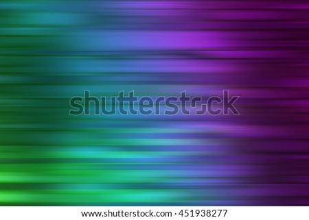 Green, blue and purple colors used to create abstract background  - stock photo