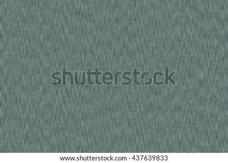 Green - blue fabric texture. Linen surfce background - stock photo