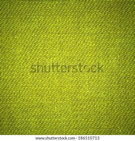 Green Canvas Background./ Green Canvas Background. - stock photo