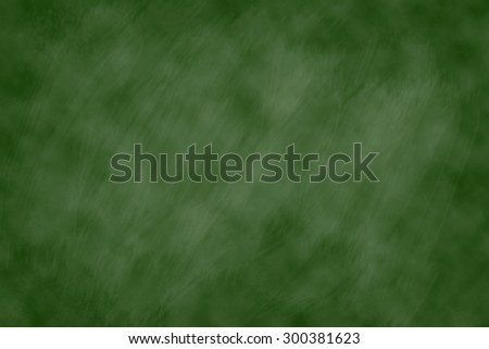 green chalk board background textures ,blackboard concept.use for work about backgrounds,design,decorate,business,education and etc. - stock photo