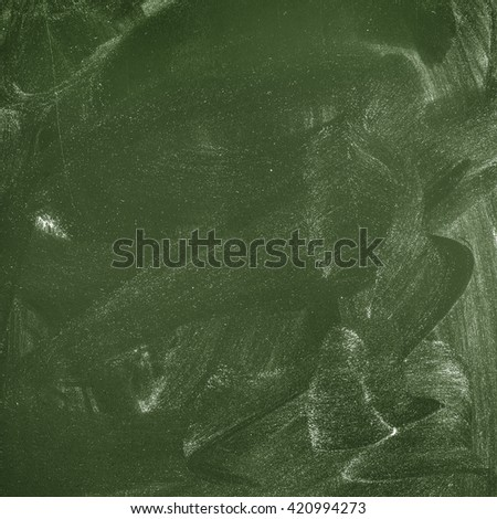 Green Chalkboard Background./Green Chalkboard Background - stock photo