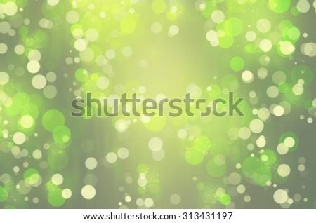 Green defocused blurred background - stock photo