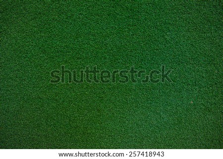green grass with empty area for text background. Nature background. - stock photo