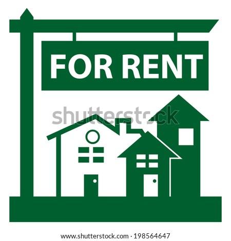 for rent sign stock photos images pictures shutterstock. Black Bedroom Furniture Sets. Home Design Ideas