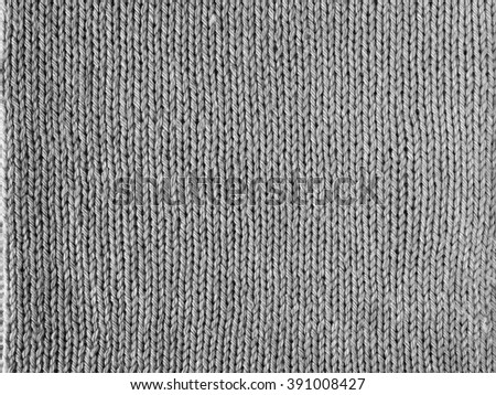 green lime knitted Jersey as a textile background - stock photo