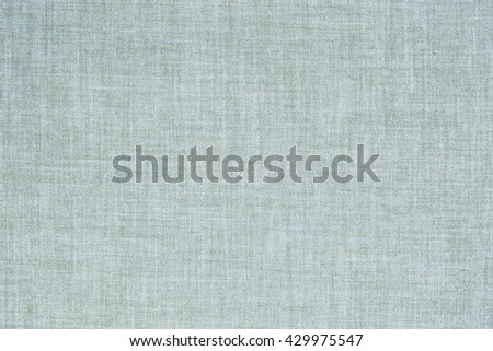 Green linen background and texture - stock photo