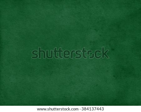 Green paper background. Green board. Chalkboard - stock photo