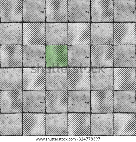 green ribbed tile on the floor and wall seamless tiled texture.  tile wall. tiles textures background. marble tiled floor. tiled stones.  ceramic brick tile wall,background. mosaic tiles texture - stock photo