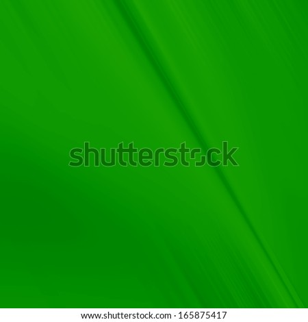 green satin or silk background with some smooth folds in it - stock photo