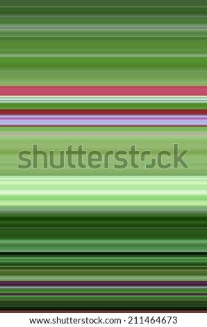 Green Stripe Background - stock photo