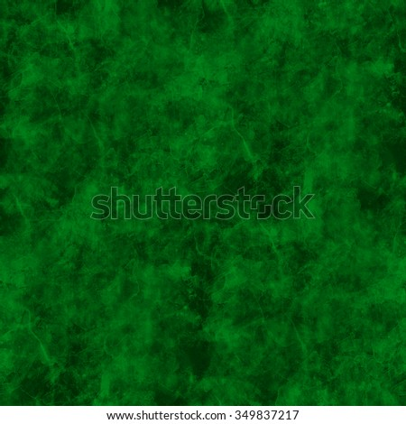 green watercolor spots, abstract pattern, paper texture - stock photo