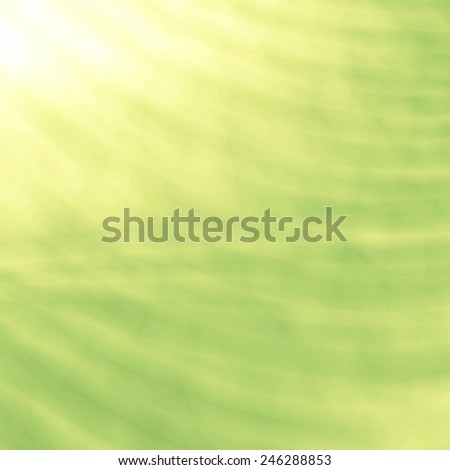 Green yellow abstract pastel illustration texture design - stock photo