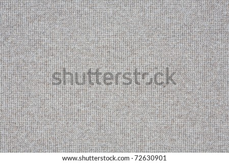 Grey carpet closeup - stock photo