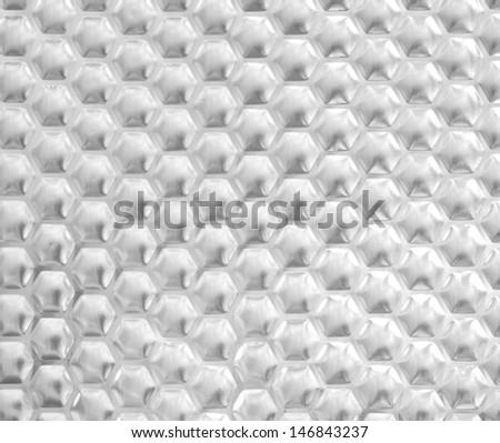Grey cells background - stock photo