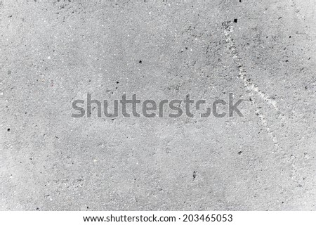 Grey cement wall background - stock photo