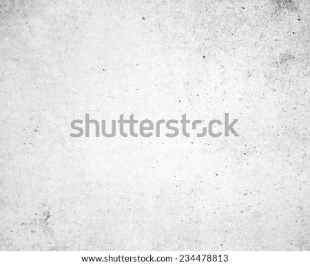Grey concrete wall background or grunge texture - stock photo