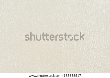 Grey glossy faux leather texture - stock photo
