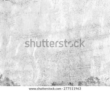 Grey old grunge background - stock photo