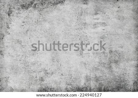 Grey paper texture - stock photo