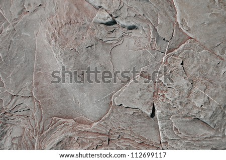 Grey stone background - stock photo