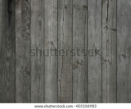 Grey wood background. Grunge  - stock photo