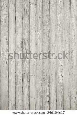 Grey wooden planking background.  - stock photo