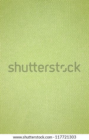grid pattern texture, paper stationery green background - stock photo