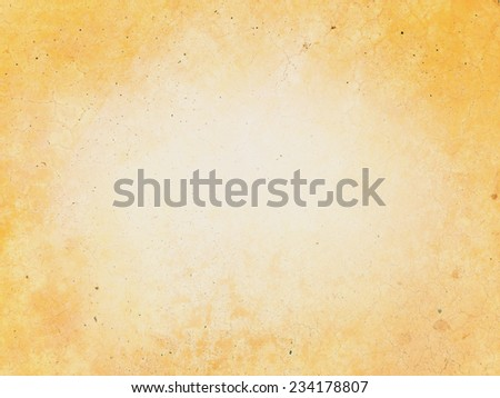 Ground colors textured background with marks of erosion in the middle - stock photo