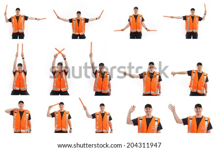 Marshalling Stock Photos Images Amp Pictures Shutterstock