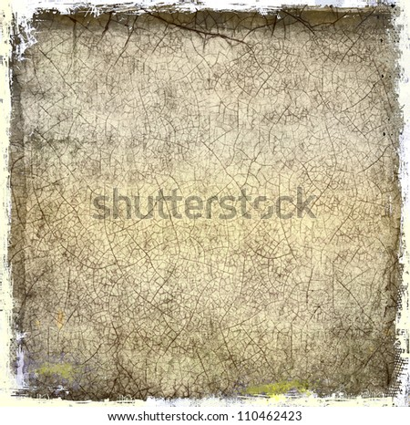 Grunge abstract for texture or background - stock photo