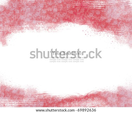 grunge background for text - stock photo