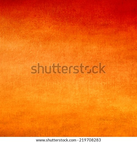 grunge background in red, orange, yellow - stock photo